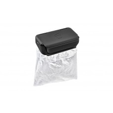 Bin for door panel Black