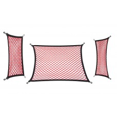 Netting system Rapid Spaceback – red