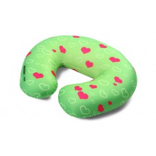 Double sided travel pillow for girls