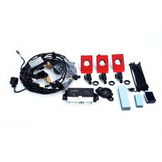 Skoda FABIA III Rear parking sensors