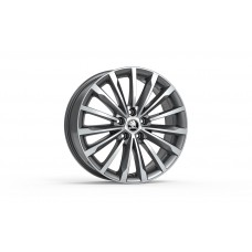"Skoda alloy wheel TRINITY 18"" for Karoq"