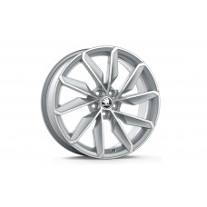 "Skoda alloy wheel BLADE 18"" for Scala, Kamiq"