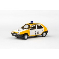 Abrex Skoda Favorit 136L VB (1988) 1:43