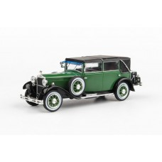 Abrex Skoda 860 (1932) Dark Green 1:43