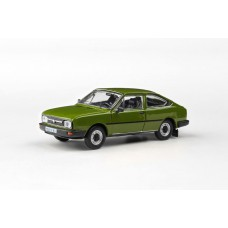 Abrex Skoda Garde (1982) 1:43 Green Olive