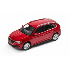 i-SCALE Skoda Kamiq 1:43 Red Velvet