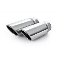 Exhaust pipe end piece for Octavia and Superb
