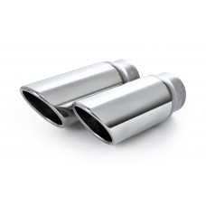Exhaust pipe end piece for Octavia II 2.0 TDI