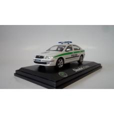 Octavia II Police Czech Republic 1:43