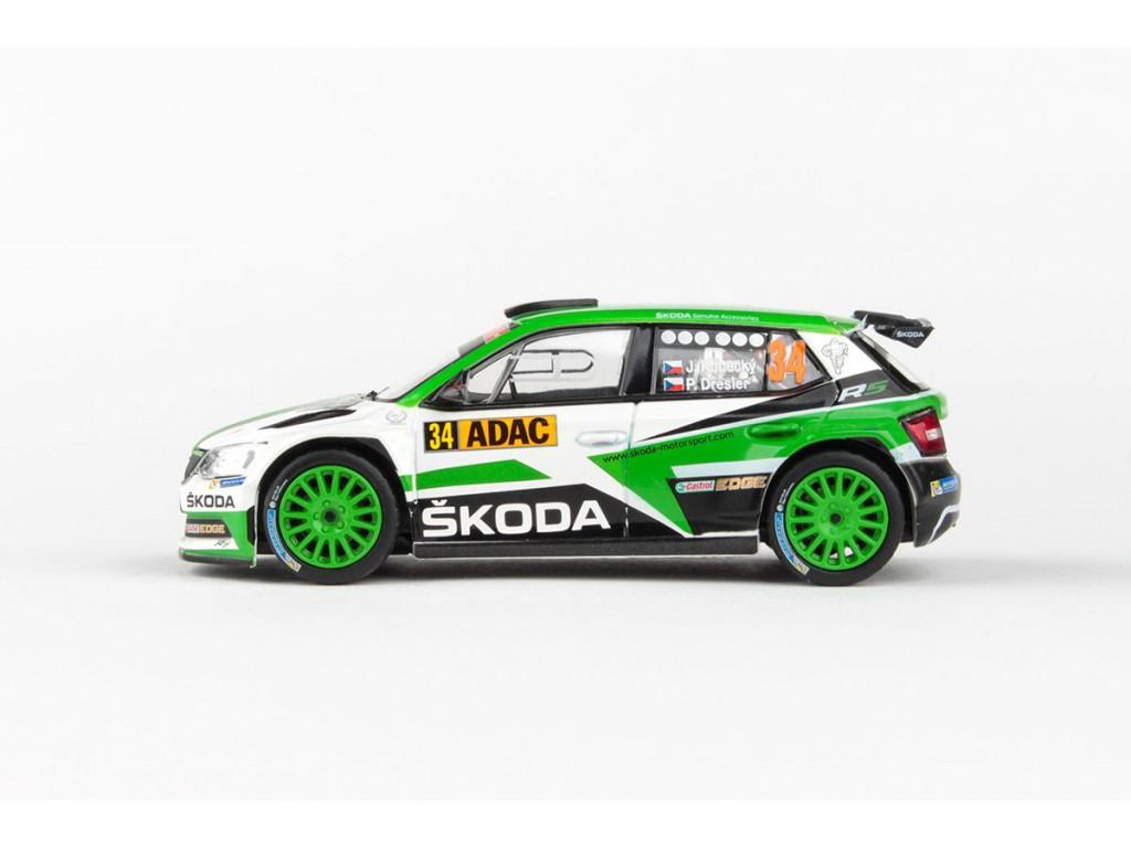 Racewagens 1 43 Skoda Fabia R5 Evo Rally Version Kit Amisucos Com Br