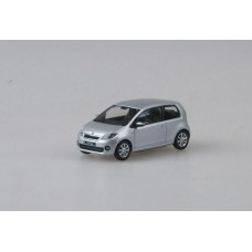 Skoda Citigo  3door Silver Brilliant Metallic 1:43