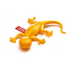 Audi Air freshener gecko yellow 000087009C Tropical Fruit