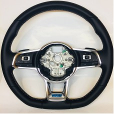 VW Golf VII 7 R-line Three-spoke steering wheel DSG multifunctional CNL