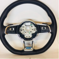 VW Golf VII 7 R-line Three-spoke steering wheel DSG multifunctional