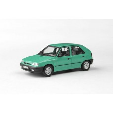 Abrex Skoda Felicia (1994) Green Atlantic 1:43