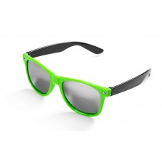 Sunglasses green-black